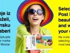 Nagradna igra HP Mostar: Putovanje iz snova poželi, poštansku marku odaberi!