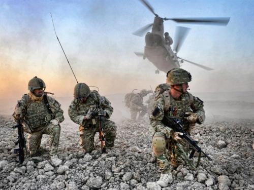 Sjedinjene Američke Države naredile povratak dijela osoblja iz Iraka