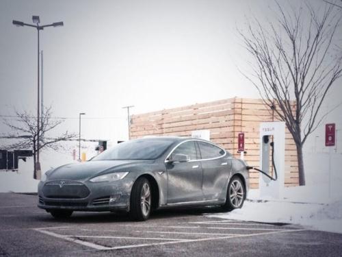 Evo što velike hladnoće čine e-automobilima