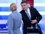 Objavljene prve izlazne ankete, Milanović vodi