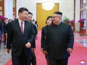 Kineski predsjednik stigao u prvi službeni posjet Sjevernoj Koreji