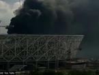 Izbio požar na jednom od stadiona za SP 2018. u Rusiji
