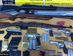 Policijska akcija u nekoliko gradova: Oduzeto oružje i streljivo