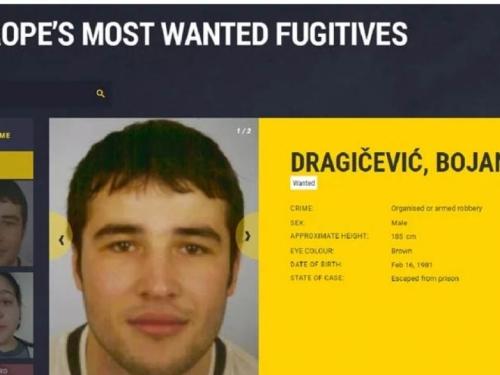 Uhićen jedan od najtraženijih hrvatskih bjegunaca