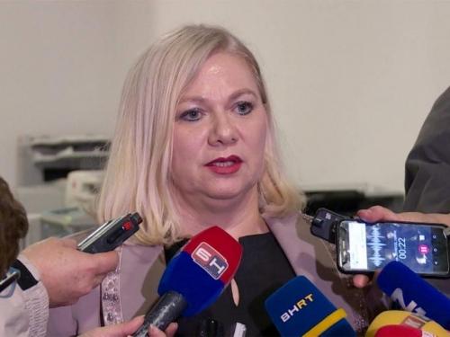 Ružica Jukić napala Džaferovića i Komšića: Gnjev naroda usmjeravaju na Hrvate
