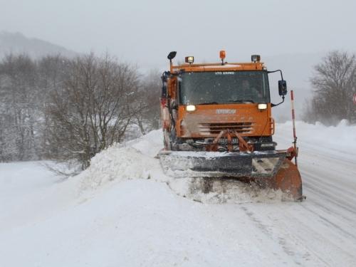 Snijeg večeras stiže u BiH