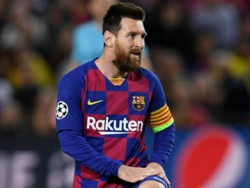 Messi spreman otići