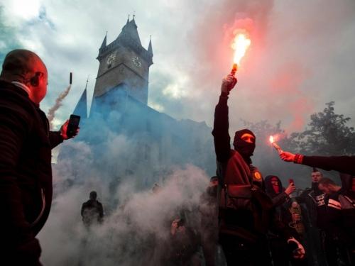 Pogledajte prizore iz Praga nakon najave novog lockdowna, došlo je do žestokog obračuna