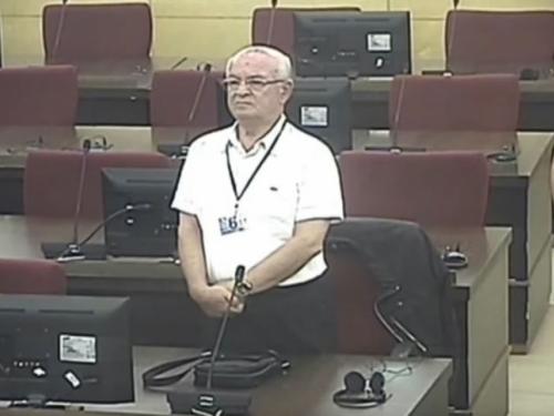 VIDEO: Izricanje presude Buzi za ratni zločin na Uzdolu