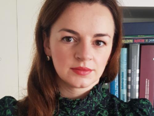 Tereza Barun (r. Nikolić) doktorirala na 35. rođendan