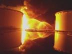 Tripoli pred katastrofom: Gori rezervoar od 6 milijuna litara goriva