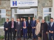 Simbol Hrvata diljem svijeta: Otvorena šesta lamela bolnice u Novoj Biloj