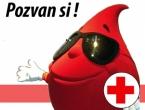 Najava: Akcija dobrovoljnog darivanja krvi u Srednjoj školi