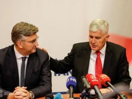 Čović čestitao Plenkoviću