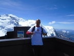 Mate Ćurić istrčao 101 km Mont Blanca!