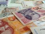 Prosječna plaća u Hrvatskoj blizu 6000 kuna, dvostruko veća nego u BiH
