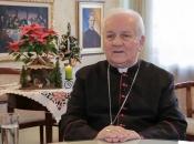Božićna poruka Franje Komarice: Slavljenje Božića je zapovijed i obećanje i izazov