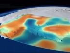 Zbog topljenja leda na Antarktici slabi gravitacija
