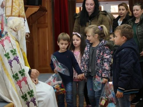 FOTO: Sv. Nikola u župi Rama-Šćit