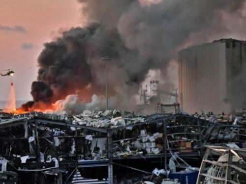 Državljanin Hrvatske u Bejrutu: Bilo je kao atomska bomba