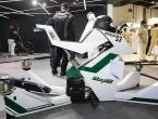 Policajci u Dubaiju vozit će motocikl koji leti
