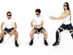 Stolica koju možete nositi svuda sa sobom tako da možete sjediti bilo gdje
