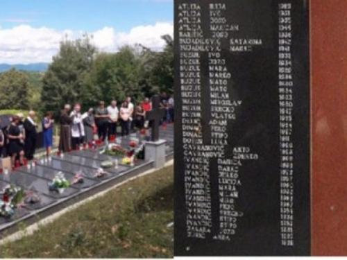 Krvavi srpanj 1992.: U Briševu kod Prijedora Vojska RS zvjerski pobila 67 Hrvata