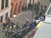 Bruxelles: Preminuo upucani muškarac