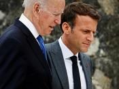 Čuli se Macron i Biden, obećali vratiti povjerenje nakon krize s podmornicama