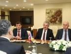 Kordić i Herceg pozvali Tursku da snažnije investira u Mostar i HNŽ
