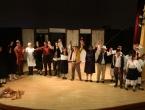 FOTO: Predstava ''Mećava'' premijerno izvedena u Prozoru