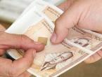 Prosječna plaća u BiH u rujnu 844 KM