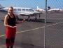 Skočila iz aviona kako bi dobila posao
