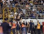 Nakon utakmice na Poljudu privedeno osam osoba, jedna ozlijeđena