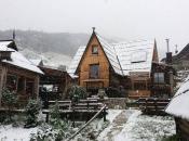 Stigao snijeg u BiH