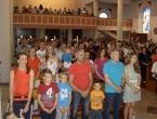 Prozor: Misa uočnica povodom proslave Mlade mise