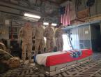 U Hrvatsku stiglo tijelo Josipa Briškog, vojnika poginulog u Afganistanu