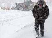 Izvanredno stanje: Snježne oluje pogodile Kanadu