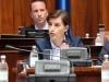 Brnabić negirala genocid u Srebrenici, Zvizdić joj 'poslao' činjenice