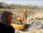 EU traži od Izraela da zaustavi rušenja palestinskih domova