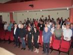 FOTO: U Prozoru održana promocija filma ''Štafeta smrti''