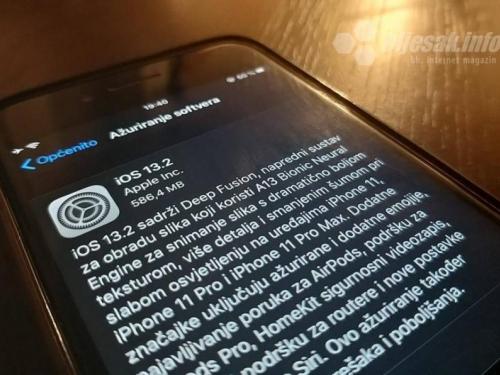 Novi problemi sa posljednjom verzijom iOS-a