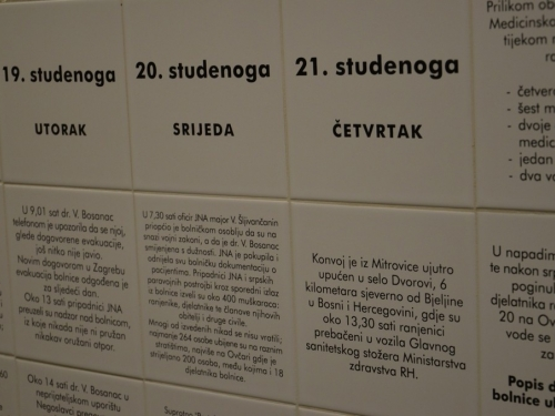 FOTO: Učenici OŠ Fra Jeronima Vladića posjetili Vukovar