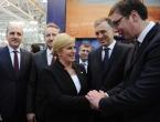 Vučić poruke iz Vukovara uporedio sa ''ratnohuškačkim porukama iz BiH''