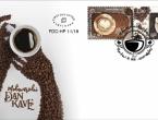 """Prigodno izdanje maraka HP Mostar """"Međunarodni dan kave"""""""