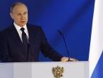 Putin optužio SAD i Britaniju da stoje iza provokacija u Crnom moru