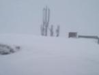 Obilan snijeg pada na Biokovu, orkanska bura zatvorila ceste