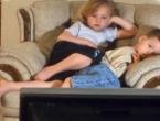 """Europska djeca i dalje """"prilijepljena"""" za televiziju"""