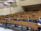 Predstavnički dom usvojio državni proračun