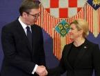 Vučić: Političari u Srbiji 100 dana ne smiju uvrijediti hrvatske službenike
